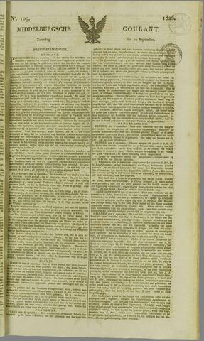 Middelburgsche Courant 1825-09-10