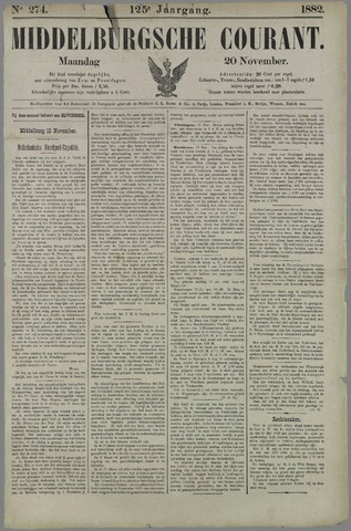 Middelburgsche Courant 1882-11-20