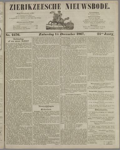 Zierikzeesche Nieuwsbode 1867-12-14