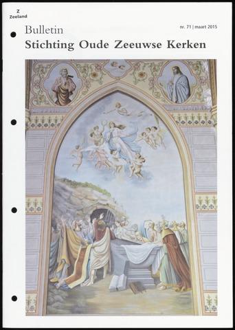 Bulletin Stichting Oude Zeeuwse kerken 2015-03-01