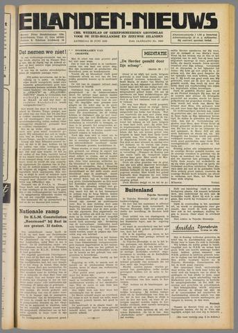 Eilanden-nieuws. Christelijk streekblad op gereformeerde grondslag 1949-06-25