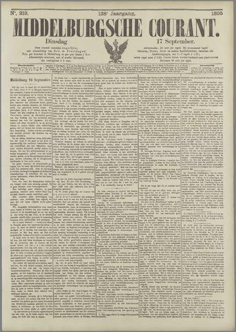 Middelburgsche Courant 1895-09-17