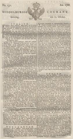 Middelburgsche Courant 1768-10-29
