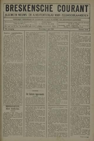 Breskensche Courant 1919-06-04