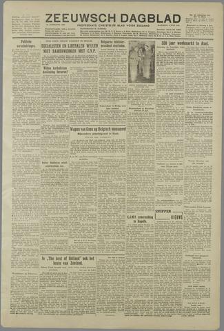 Zeeuwsch Dagblad 1949-07-04