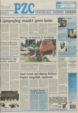 Provinciale Zeeuwse Courant 1994-06-28