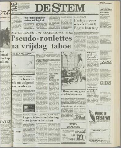 de Stem 1983-09-13