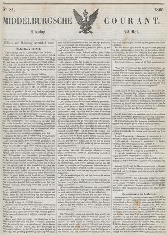Middelburgsche Courant 1866-05-22