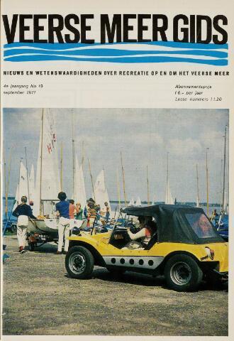 Zeeland Magazine / Veerse Meer Gids 1971-09-01