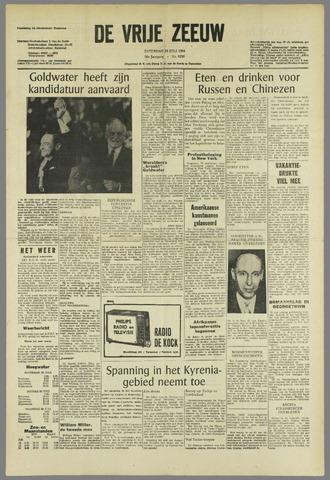 de Vrije Zeeuw 1964-07-18