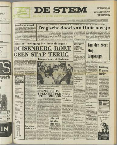 de Stem 1975-11-28