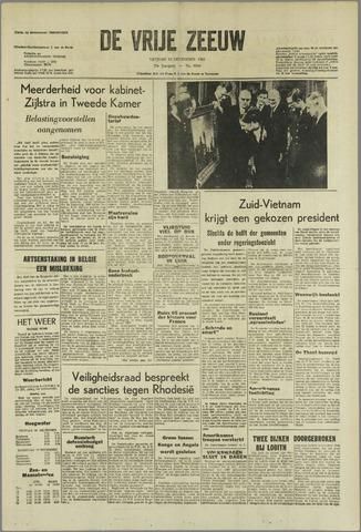 de Vrije Zeeuw 1966-12-16