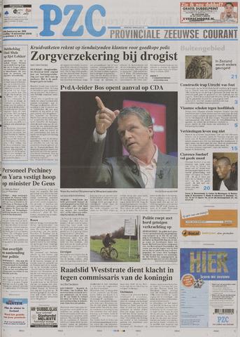 Provinciale Zeeuwse Courant 2006-11-14