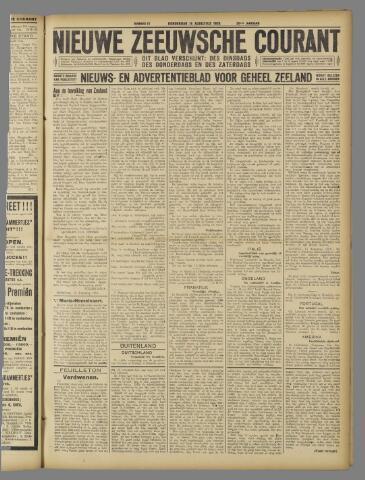 Nieuwe Zeeuwsche Courant 1924-08-14