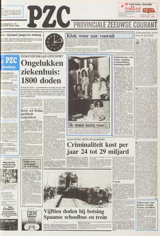Provinciale Zeeuwse Courant 1988-03-26