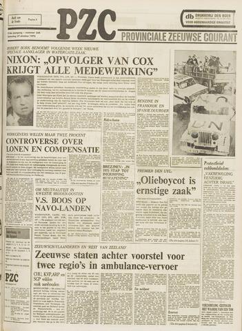 Provinciale Zeeuwse Courant 1973-10-27