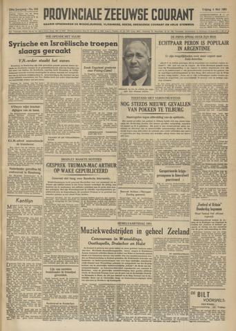 Provinciale Zeeuwse Courant 1951-05-04