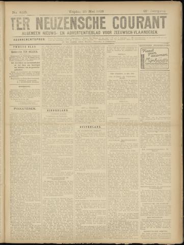 Ter Neuzensche Courant. Algemeen Nieuws- en Advertentieblad voor Zeeuwsch-Vlaanderen / Neuzensche Courant ... (idem) / (Algemeen) nieuws en advertentieblad voor Zeeuwsch-Vlaanderen 1928-05-25