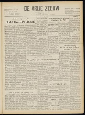 de Vrije Zeeuw 1953-12-09