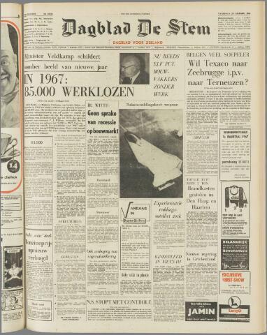 de Stem 1966-12-23