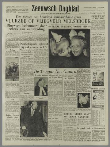 Zeeuwsch Dagblad 1958-11-05