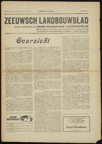 Zeeuwsch landbouwblad ... ZLM land- en tuinbouwblad 1954-05-15