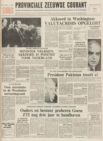 Provinciale Zeeuwse Courant 1971-12-20