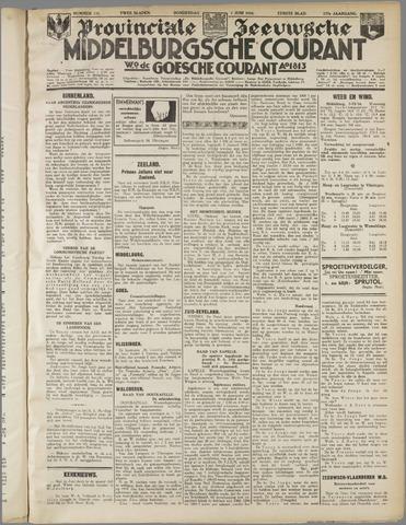 Middelburgsche Courant 1934-06-07