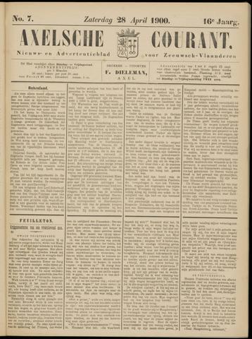 Axelsche Courant 1900-04-28