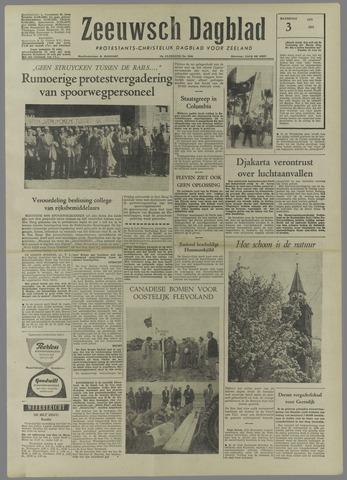 Zeeuwsch Dagblad 1958-05-03