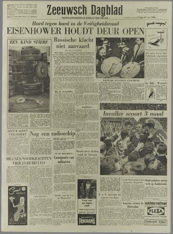 Zeeuwsch Dagblad 1960-05-27