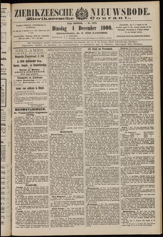 Zierikzeesche Nieuwsbode 1900-12-04