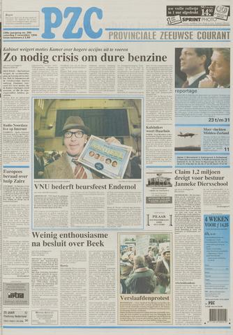 Provinciale Zeeuwse Courant 1996-11-02