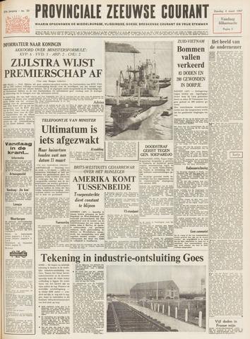 Provinciale Zeeuwse Courant 1967-03-04
