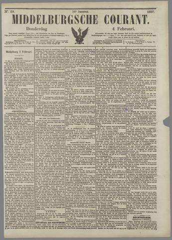 Middelburgsche Courant 1897-02-04