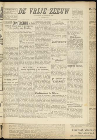 de Vrije Zeeuw 1946-08-28