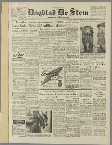 de Stem 1953-10-01
