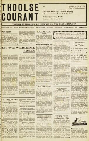 Ierseksche en Thoolsche Courant 1950-02-24