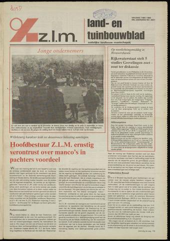 Zeeuwsch landbouwblad ... ZLM land- en tuinbouwblad 1982-05-07