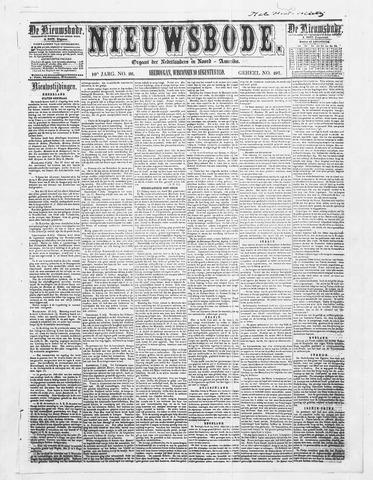 Sheboygan Nieuwsbode 1859-08-17