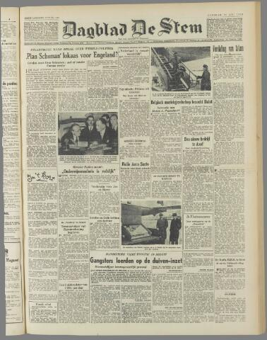 de Stem 1950-05-16