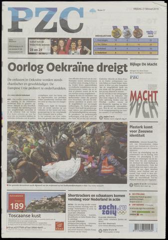 Provinciale Zeeuwse Courant 2014-02-21