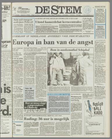 de Stem 1986-05-02