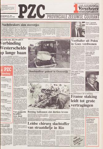 Provinciale Zeeuwse Courant 1989-08-14