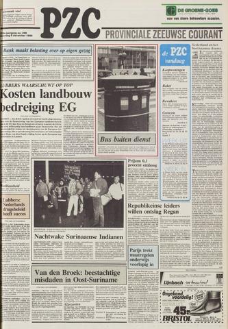 Provinciale Zeeuwse Courant 1986-12-06