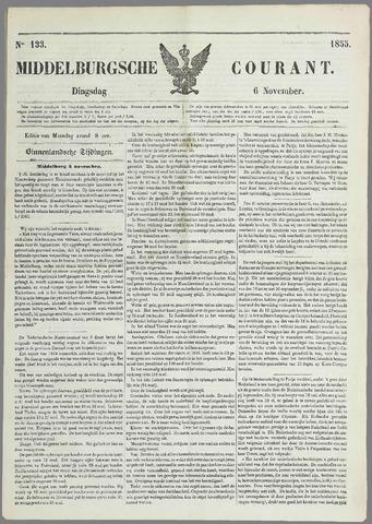 Middelburgsche Courant 1855-11-06