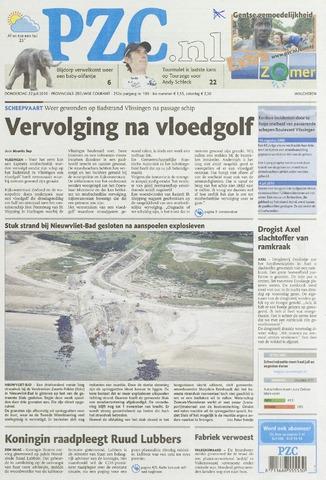 Provinciale Zeeuwse Courant 2010-07-22