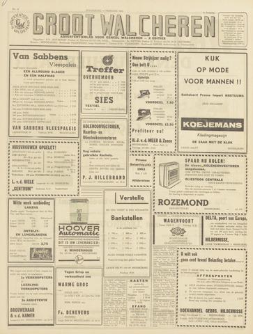 Groot Walcheren 1963-02-14