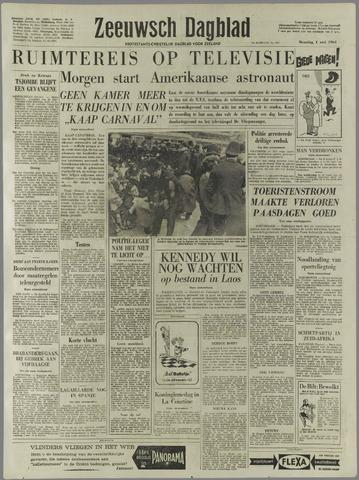 Zeeuwsch Dagblad 1961-05-01