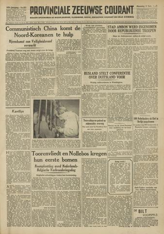 Provinciale Zeeuwse Courant 1950-11-06